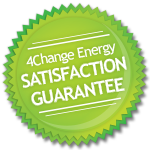 4Change Energy Satisfaction Guarantee